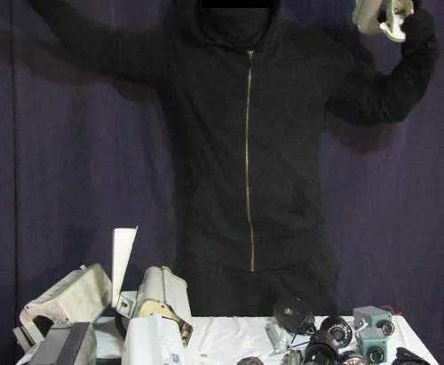 Guerrilla surveillance camera destruction hits the U.S.