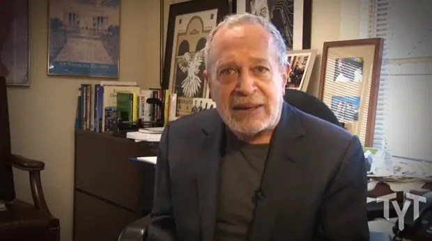 Robert Reich: The wealthy have broken society by siphoning all its money to themselves