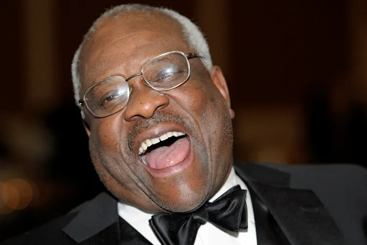 Clarence Thomas Says People Are Too Sensitive About Race