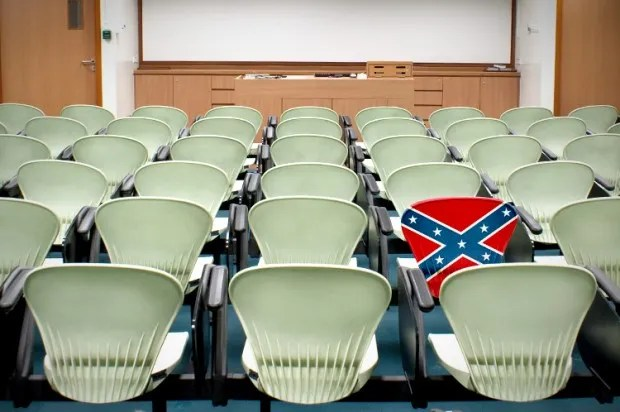 White pride in my classroom