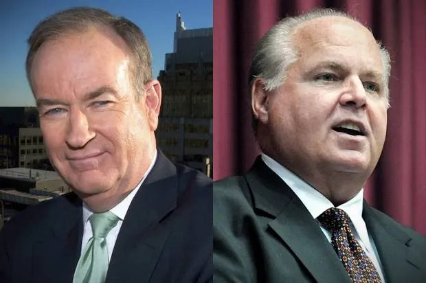 Rush and O'Reilly: Race hustlers, Inc.