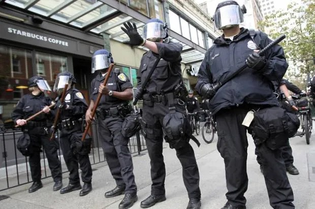 Police overkill has become the default American policy