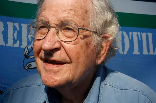 Noam Chomsky: America paved the way for ISIS