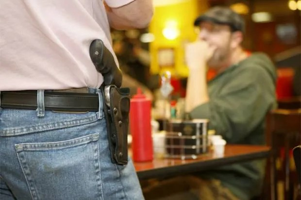 Gun nuts aim at each other! Inside NRA's fight with open-carry lunatics