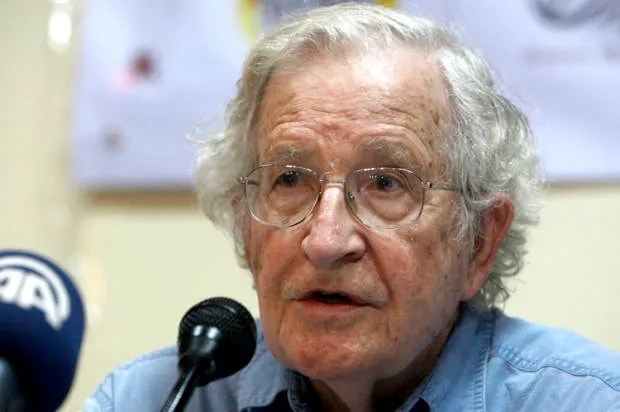 Noam Chomsky, the Salon interview: Governments are power systems, trying to sustain power