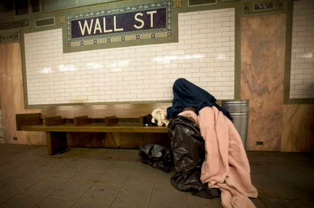 """""""Conditions were 'bluntly Dickensian'"""": The disgrace of New York's homeless shelters"""