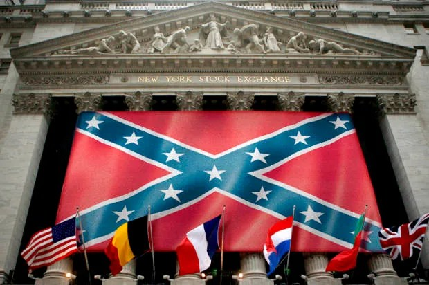 Wall Street's long, torrid love affair with the South