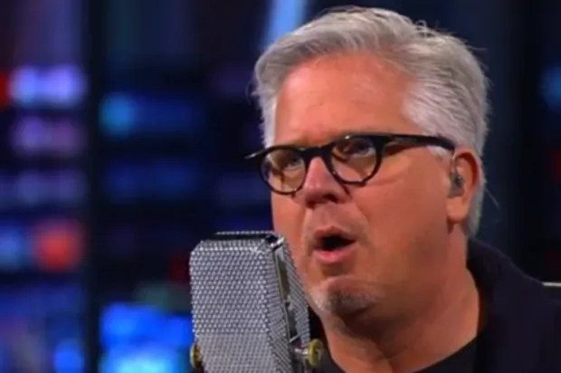 Glenn Beck responds to Obamacare enrollment news by bellowing incoherently