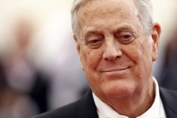 9 signs the Kochs have created their own national political party