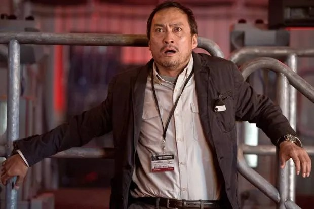 He's in every action movie -- but not for long: Meet the Expendable Asian Crewmember