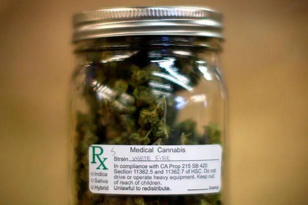 Medical marijuana could cost big pharma $4 billion a year