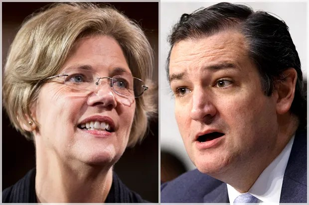 GOP's '16 consolation vanishes: Suddenly, Democrats have the deep bench!