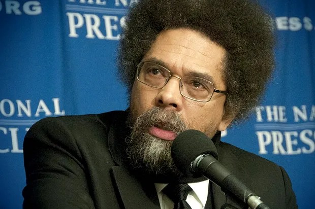 "Cornel West: ""He posed as a progressive and turned out to be counterfeit. We ended up with a Wall Street presidency, a drone presidency"""
