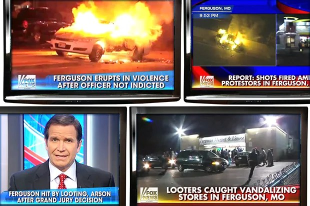 """The right's vile Ferguson ploy: Why they really want to focus on """"riots"""""""