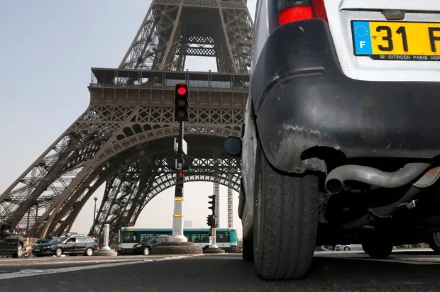 "A ""canyon of pollution"": Why Paris is waging a war against driving"