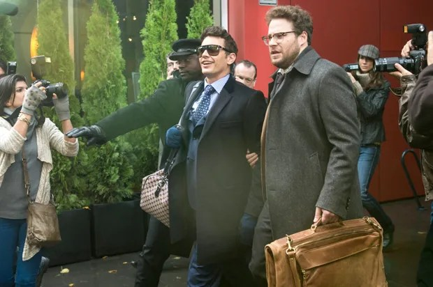 """Sony's theater of the absurd: How """"The Interview"""" became the most insane cultural-political spectacle in recent history"""