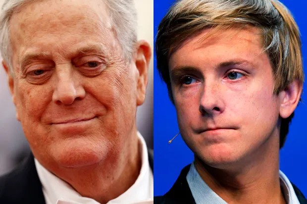 Battle of the billionaires: Why liberals shouldn't count on their rich patrons to win