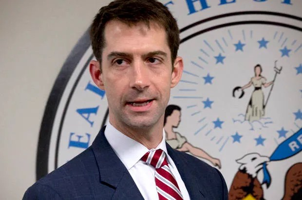 "Republican Sen. Tom Cotton couldn't be more wrong: No, the U.S. doesn't have an ""under-incarceration problem"""