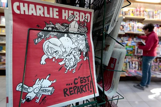 It's not about Islam, it's about courage: Authors protesting Charlie Hebdo's PEN award are missing the point