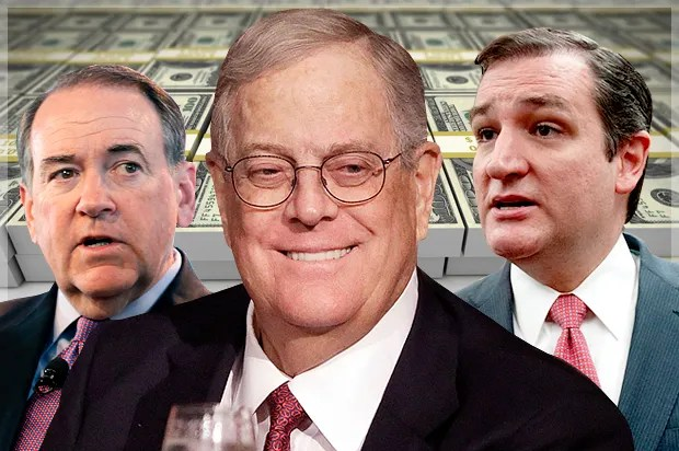 The GOP's demonic alliance: How the religious right & big business are dumbing down America