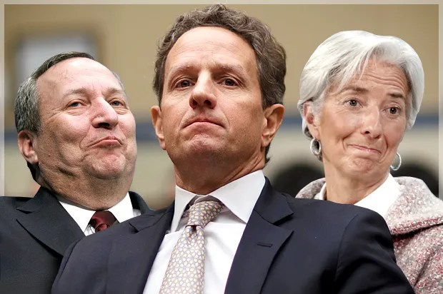 Big banks run everything: Austerity, the IMF and the real story about world economy that the media won't tell you