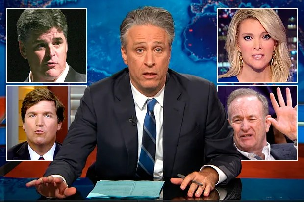 Fox News wore Jon Stewart down: How 16 years of debunking right-wing lies exhausted the last honest man