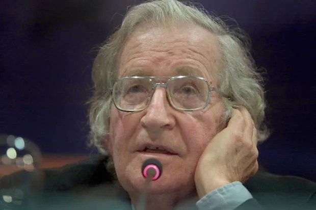 """Noam Chomsky: """"I have never seen such lunatics in the political system"""""""