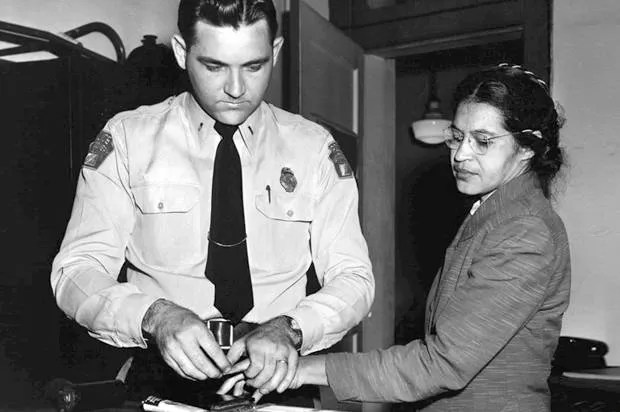 """Finally, we demanded, 'Let my people go'"": Remembering the bravery of Rosa Parks, on the 60th anniversary of the Montgomery bus boycott"