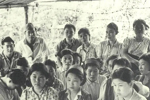 """A guide to the literature of Japan's """"comfort women"""": Comfort station survivors tell their stories"""