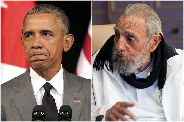 The U.S. has terrorized Cuba for over 50 years —Fidel Castro is right to be wary of Obama's claims