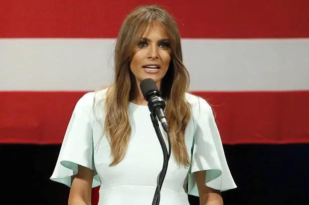 Breaking: Plagiarized portions of Melania Trump's RNC speech not in speechwriter's draft, NBC reports