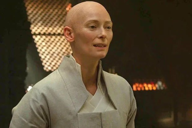 "White isn't a neutral color: ""Doctor Strange,"" Tilda Swinton and the ""unwinnable"" diversity argument"