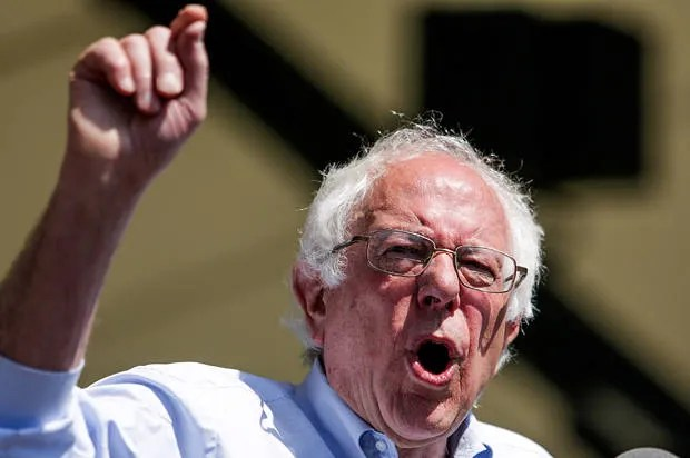 The Democrats' hypocrisy fest: Disingenuous attacks on Bernie Sanders persist — and his popularity climbs