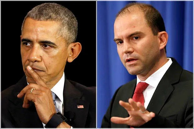 The media (ironically) overlooked the most chilling, Orwellian revelation of the Ben Rhodes controversy