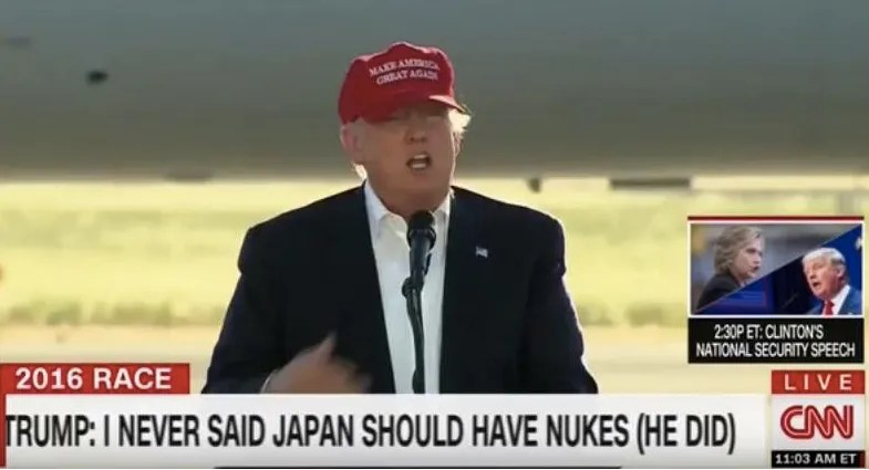 Image result for cnn nukes