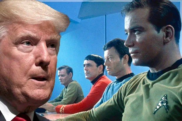 """Star Trek"" in the age of Trump: Why we need to embrace its 50-year mission now more than ever"