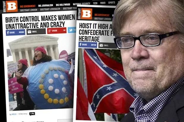 Image result for breitbart news crazy