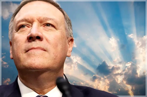 Image result for Mike Pompeo