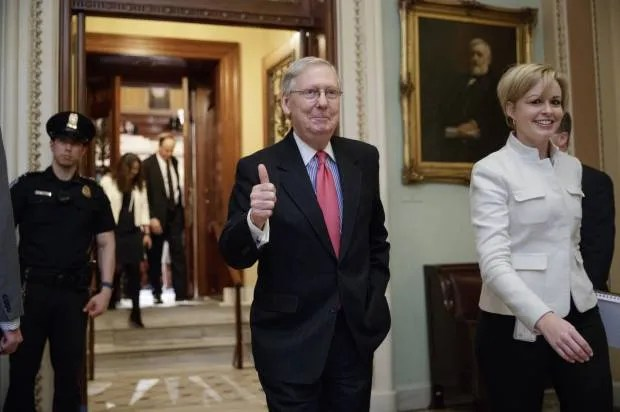 Senate GOP vows to keep plugging away at health care -- behind closed doors