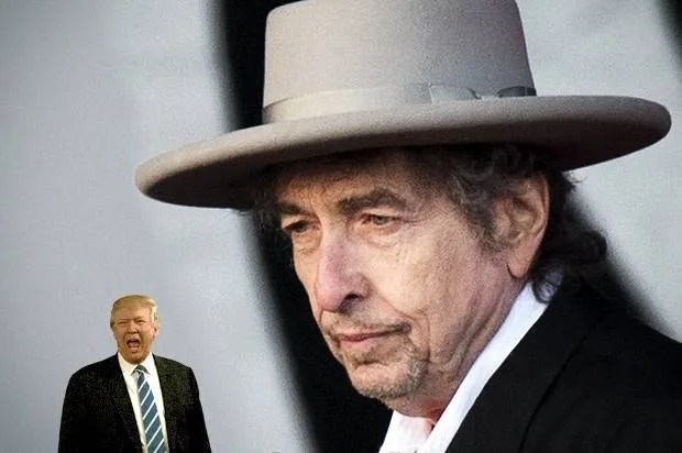 Bob Dylan's prophecy: The kryptonite we need against Trumpism
