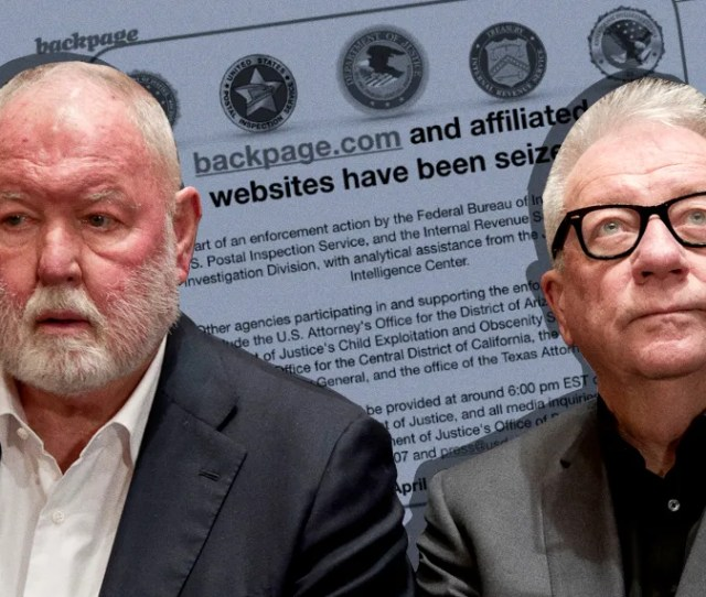 The Backpage Com Sex Trafficking Scandal The Death Of The Alt Weekly And Me