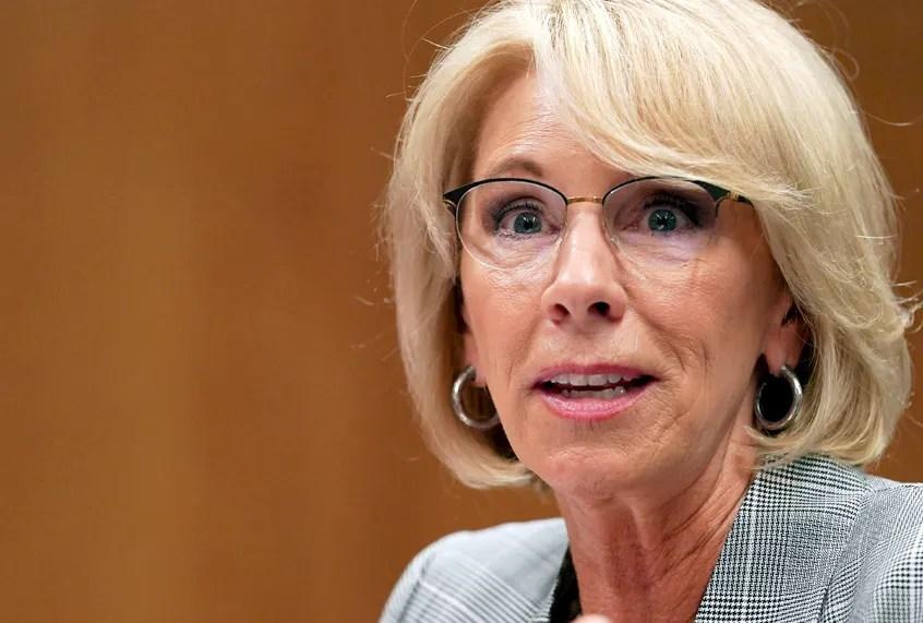 One Of Secretary Of Education Betsy DeVos 10 Yachts Was