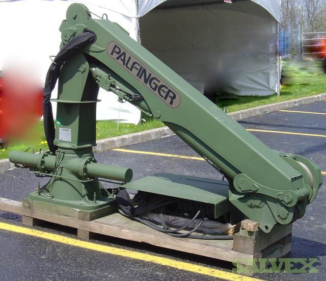 Boom Manual Parts Knuckle Cranes Palfinger