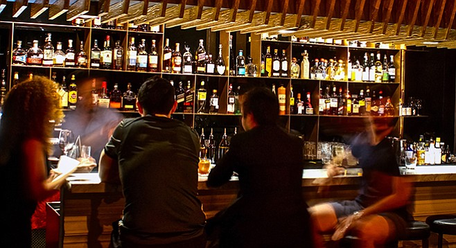 Tijuana Speakeasy Norticos Drink Should Be Outlawed San