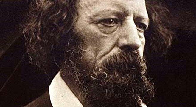 New Happy Poem Year Tennyson