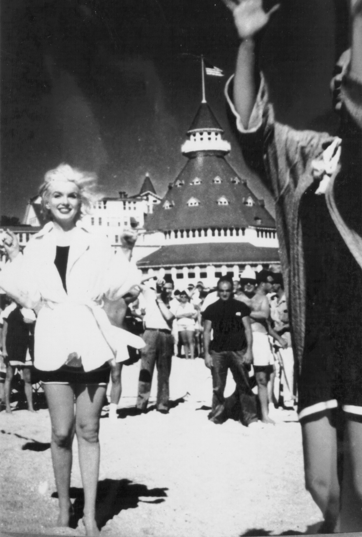 The White Mask Marilyn Monroe And The Hotel Del Coronado San Diego Reader