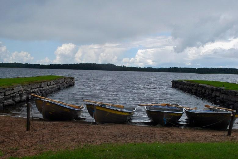 sjön Åsunden