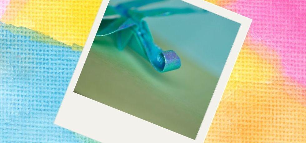 origami vika trollslända