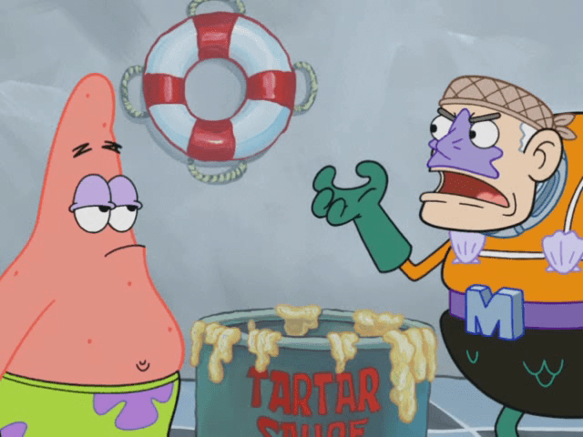 Spongebuddy Mania Spongebob Episode Back To The Past