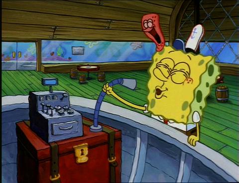 Spongebuddy Mania Spongebob Episode Fools In April
